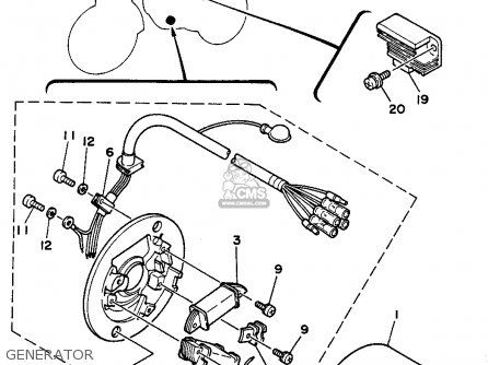 Yamaha T8 Parts Diagram. Yamaha. Free Download Images