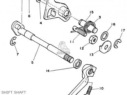 Yamaha RT180 1993 (P) USA parts lists and schematics