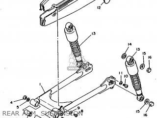 Yamaha Rx100 1996 36l Europe 2636l-200e1 parts list