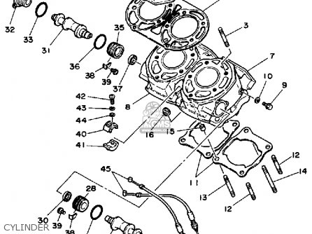 Yamaha Oil Line Diagram Zoom Oil Wiring Diagram ~ Odicis