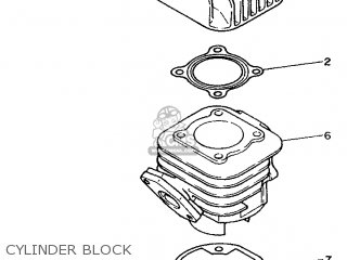 Yamaha SH50 1987 2KG FRANCE 272KG-351F2 parts lists and