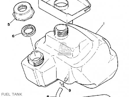 Yamaha SH50T 1987 SH50EMT 1987 parts lists and schematics