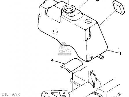 Yamaha SH50W SH50MW 1989 parts lists and schematics