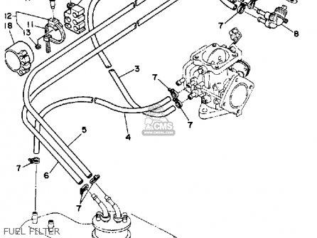 Yamaha SJ650Q 1992 EW2 SUPERJET USA parts lists and schematics