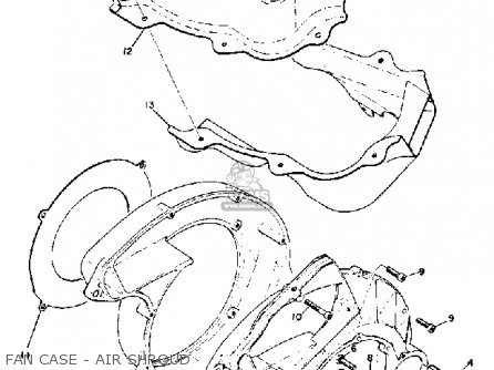 Yamaha SL338C 1971/1972 parts lists and schematics