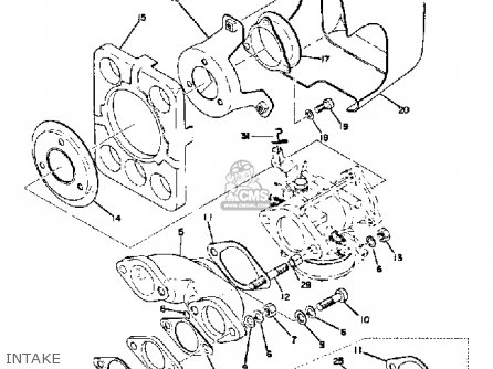 Primary Secondary Piping Schematic, Primary, Free Engine