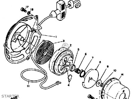 Yamaha Ovation Snowmobile Wiring Diagram