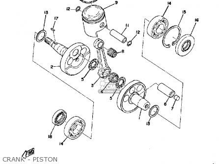 Yamaha SM292F 1974 parts lists and schematics
