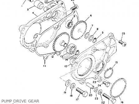 Yamaha SM292F 1974 parts lists and schematics