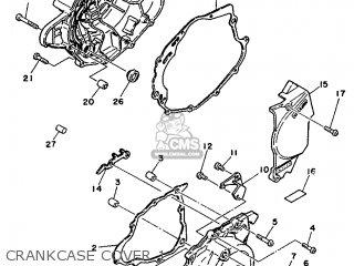 Yamaha SR125 1992 3MW3 FRANCE 223MW-351F1 parts lists and