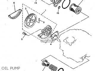 Yamaha SR125 1997 3MW6 FRANCE 273MW-351F3 parts lists and