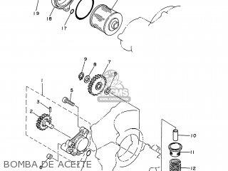 Yamaha SR250 CLASSIC 2000 21L3 SPAIN 2021L-352S1 parts