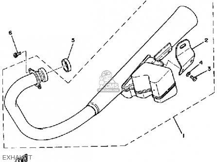 Yamaha 350 Carburetor Diagram Yamaha 80 Carburetor Diagram