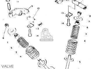 Yamaha SR500 1987 1RU GERMANY 271RU-332G1 parts lists and
