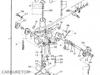 Yamaha Sr500 1988 3eb1 Germany 283eb-332g1 parts list