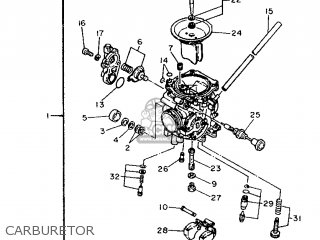 Yamaha SR500 1993 3EB5 EUROPE 233EB-300E1 parts lists and