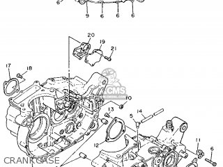 Sr500 Engine Diagram YZ125 Engine Wiring Diagram ~ Odicis