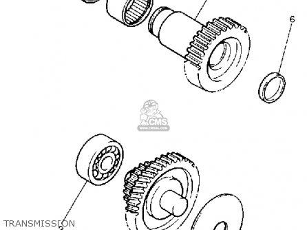 Yamaha SV125R SNO-SPORT 1991 parts lists and schematics