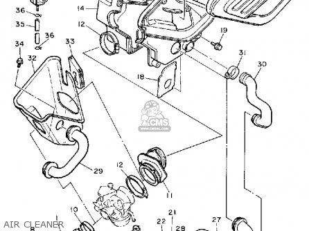 Yamaha 80 Carburetor Diagram, Yamaha, Free Engine Image