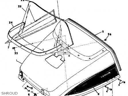 Yamaha SW396 1970 parts lists and schematics