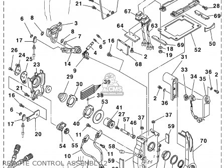 Yamaha SX225/LX225TRY 2000 parts lists and schematics