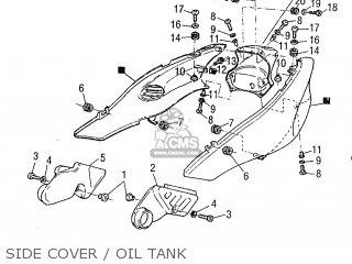 Yamaha SZR660 1995 4SU1 EUROPE 264SU-300E1 parts lists and