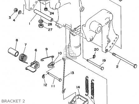 Yamaha T9.9 (mh/eh/er)t 1995 parts list partsmanual partsfiche