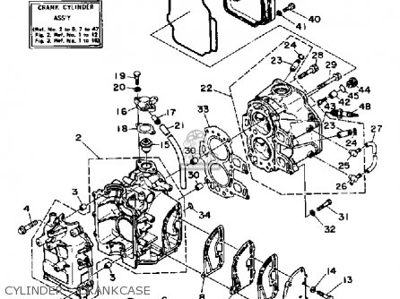 Yamaha T9.9(EH/ER)P 1991 parts lists and schematics