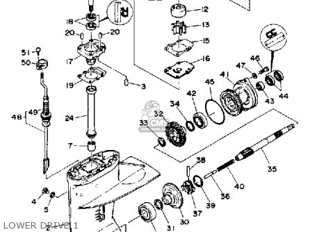 Yamaha T9.9(eh/er)p 1991 parts list partsmanual partsfiche