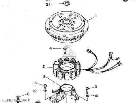 Yamaha T9.9(mh/eh/er)s 1994 parts list partsmanual partsfiche