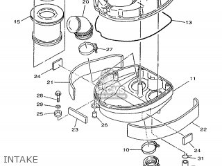 Yamaha TDM850 1996 4TX1 BELGIUM 264TX-300E1 parts lists