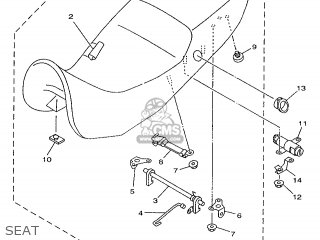 Yamaha TDM850 1997 4TX2 HOLLAND 274TX-300E2 parts lists