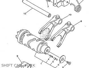 Yamaha Tdm850 1999 4tx4 Belgium 294tx-300e1 parts list