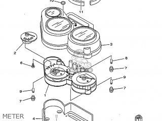 Yamaha TDM850 1999 4TX4 HOLLAND 294TX-300E1 parts lists