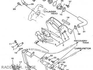 Yamaha Tdm850 1999 4tx4 Norway 294tx-300e1 parts list
