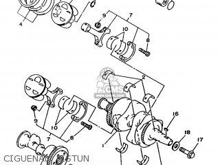 Yamaha Tdm850 1999 4tx4 Spain 294tx-352s1 parts list