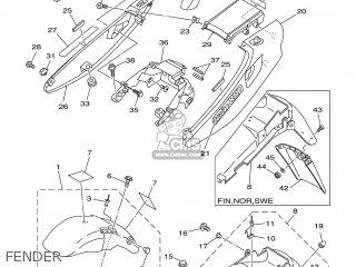 Yamaha TDM850 2000 4TX6 ITALY 104TX-300E2 parts lists and