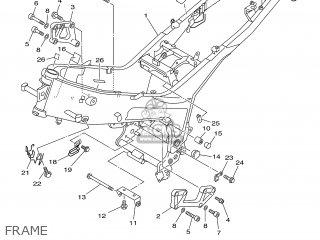 Yamaha TDM850 2001 4TX8 GERMANY 114TX-332G1 parts lists