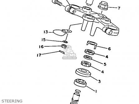 Yamaha TDM850C 1992 ( N) CALIFORNIA parts lists and schematics