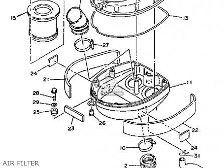 Yamaha Tdm850dc 1992 parts list partsmanual partsfiche