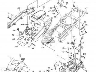 Yamaha TDM900 2002 5PS1 ENGLAND 1A5PS-300E2 parts lists