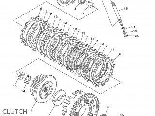 Yamaha Tdm900 2002 5ps1 1a5ps-332g2 parts list partsmanual