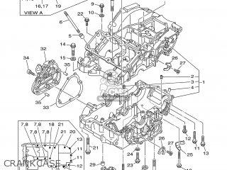 Yamaha Tdm900 2005 5ps8 Europe 1d5ps-332g1 parts list