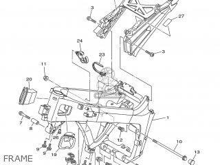 Yamaha TDM900 2006 5PSA EUROPE 1E5PS-300E1 parts lists and