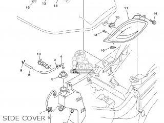 Yamaha Tdm900 2006 5psa Europe 1e5ps-351f1 parts list