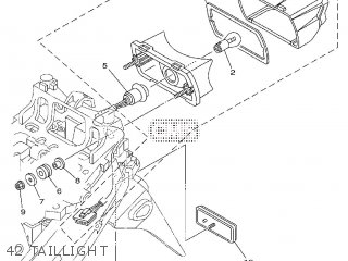 Yamaha TDM900A 2010 2B08 EUROPE 1J2B0-300E1 parts lists