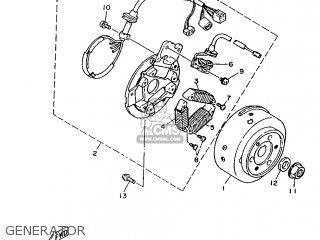 Yamaha TDR125 1991 3SH1 EUROPE 293SH-300E3 parts lists and