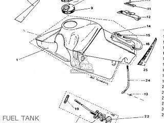 Yamaha TDR125 1991 3XD1 EUROPE 293SH-300E3 parts lists and