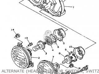 Yamaha Tdr125 1996 4gw4 Greece 264gw-300e1 parts list
