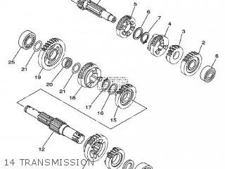 Yamaha TT-R125LWE 2009 19CC EUROPE 1H19C-100E1 parts lists
